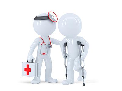 العلاج الطبيعي وإعادة التأهيل