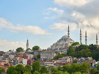 مقدمة عن تركيا