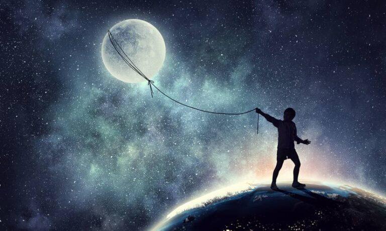 يتسع الكون على مقدار حلمك