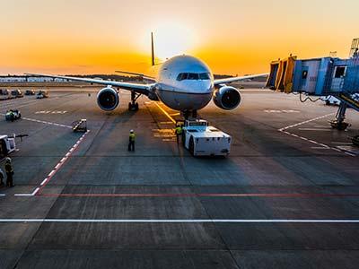 إدارة الطيران