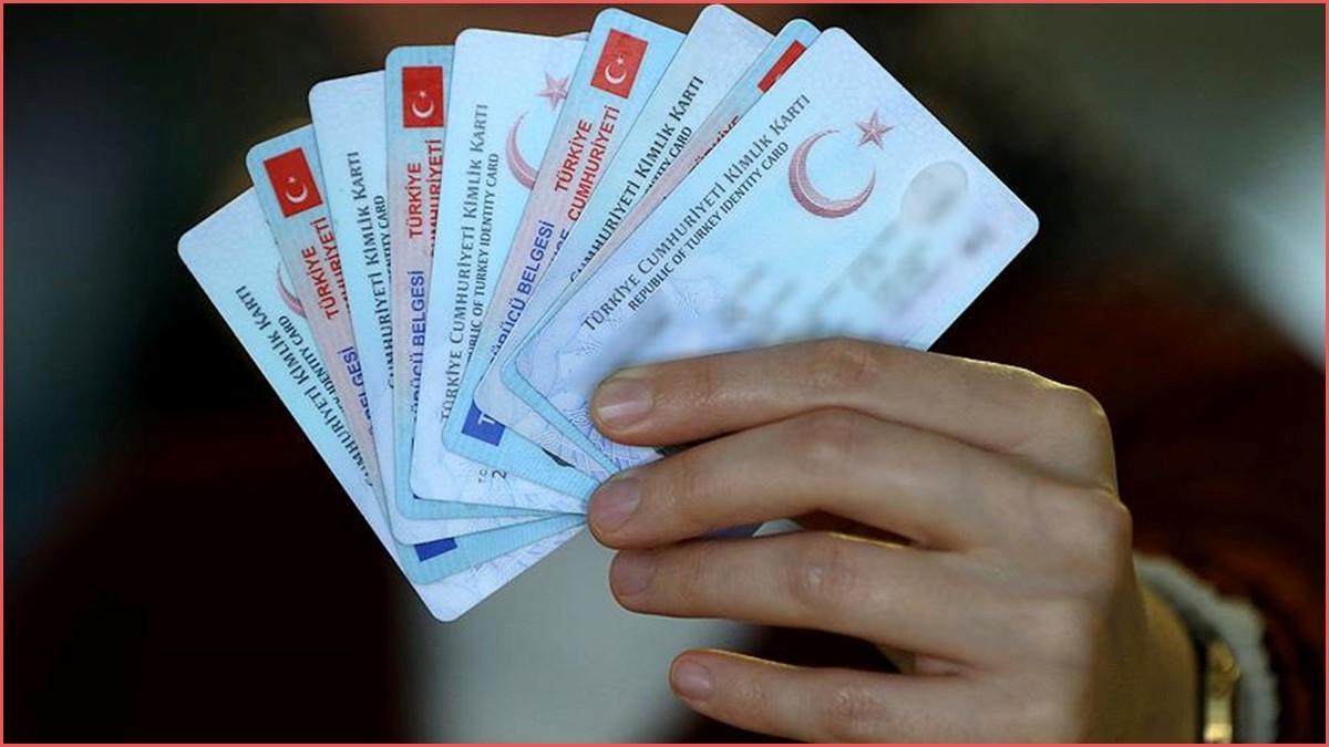 الإقامات فى تركيا