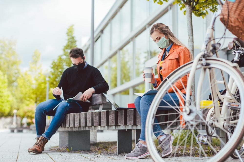 الجامعات التركية تتحدى الكورونا 2021