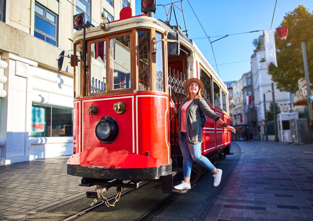 المواصلات في اسطنبول 2021