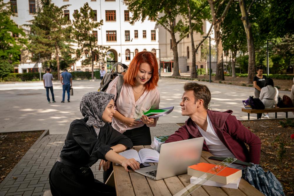 الدراسة في أنقرة